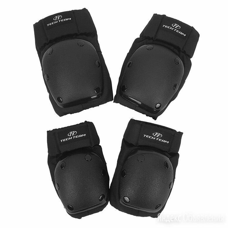 Комплект защиты Tech Team Safety line 1200 по цене 1200₽ - Спортивная защита, фото 0