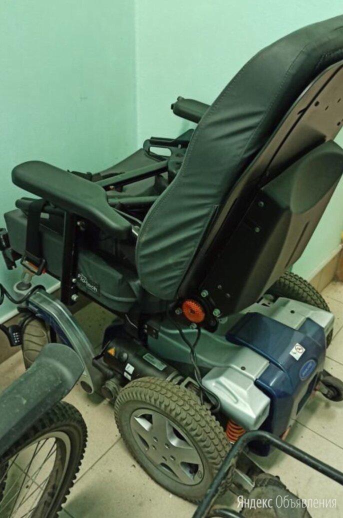 Инвалидная коляска с электроприводом invacare-flotech шторм по цене 90000₽ - Устройства, приборы и аксессуары для здоровья, фото 0