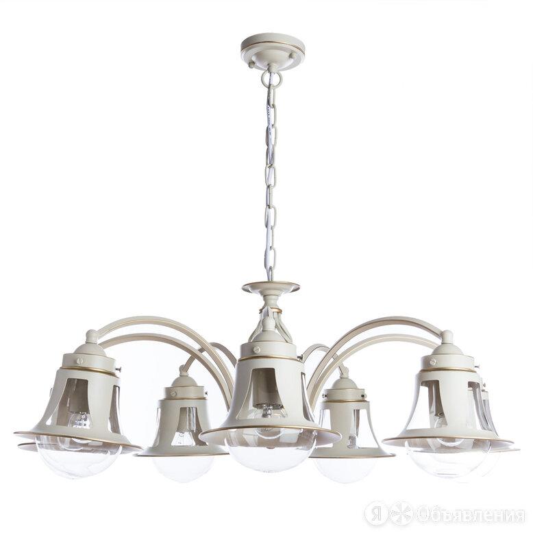 Подвесной светильник ARTE LAMP A7022LM-7WG по цене 11929₽ - Люстры и потолочные светильники, фото 0
