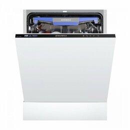 Посудомоечные машины - Посудомоечная бытовая машина MAUNFELD MLP-12IMR, 0