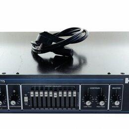 Гитарное усиление - Hartke HA3500 басовый усилитель USED, 0