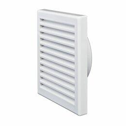 Вентиляционные решётки - Вентиляционная решетка Эвент ПВ 160/100, 0