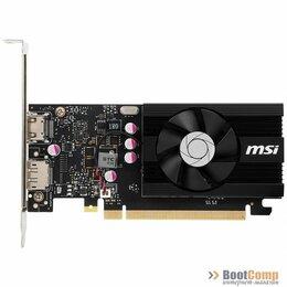 Видеокарты - Видеокарта MSI GeForce GT 1030 2GB (GT 1030 2GD4 LP OC), 0