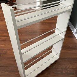 Полки, шкафчики, этажерки - Полка на колесиках, 0