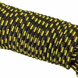 Леска и шнуры - Шнур 8 мм 30 метров, 0