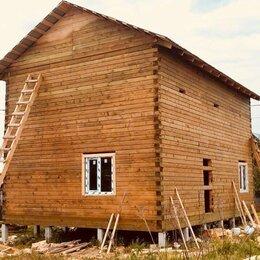 Готовые проекты, методики, технологии - Строительство деревянных домов из бруса, 0