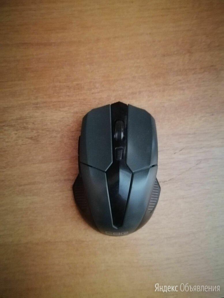 Беспроводная мышь ritmix rmw-560 (черно-серая) по цене 250₽ - Мыши, фото 0
