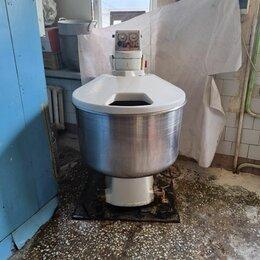Тестомесильные и тестораскаточные машины - Вилочный тестомес miwe на 140 литров, 0