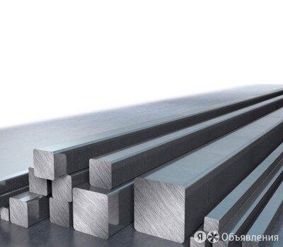 Квадрат титановый 20х20 мм ВТ1-0 по цене 95657₽ - Металлопрокат, фото 0