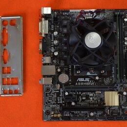 Материнские платы - Связка Мат плата + процессор + Оперативная память, 0
