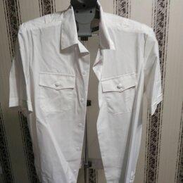 Военные вещи - Офицерская рубашка белая, 0