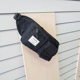 Сумки - Поясная сумка новая чёрная, 0