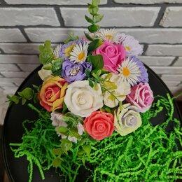 Цветы, букеты, композиции - Букеты из мыла., 0