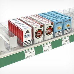 Мебель для учреждений - Шкафы для сигарет, 0
