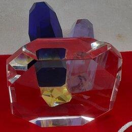 Сувениры - Кристалл из оптически чистого,цветног стекла., 0