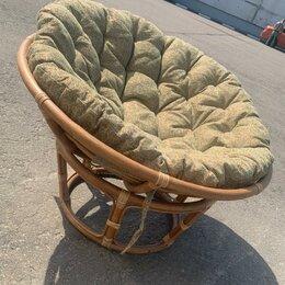 Плетеная мебель - Кресло папасан из ротанга , 0
