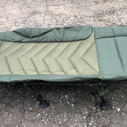Походная мебель - Карповая кровать раскладушка, 0