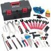 Набор инструментов BIKEHAND YC-748, универсальный, 32 позиции, профи в кейсе/я по цене 12739₽ - Наборы инструментов и оснастки, фото 0