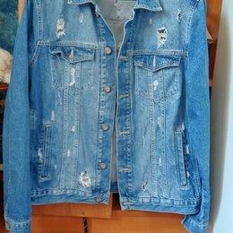 Куртки - Джинсовая куртка Denim , 0