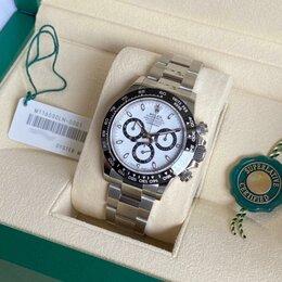 Наручные часы - Rolex Cosmograph Daytona Cerachrom Steel 116500LN white dial, 0