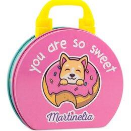 Детям - Набор косметики для девочек Martinelia Yummy Мини кейс, 0