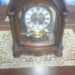 Часы настольные и каминные - каминные часы, 0