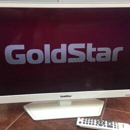DVD и Blu-ray плееры - Телевизор GoldStar LT-28T405R, 0