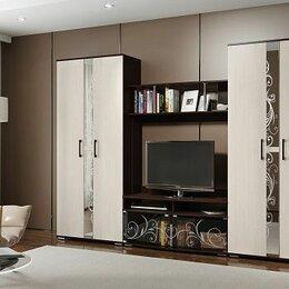 Шкафы, стенки, гарнитуры - Гостиная Флоренция. Компоновка 3, длина 3,0м, 0
