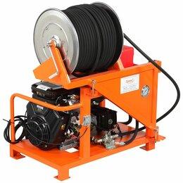 Инструменты для прочистки труб - Гидродинамическая прочистная устанвка Преус Б1550КР, 0