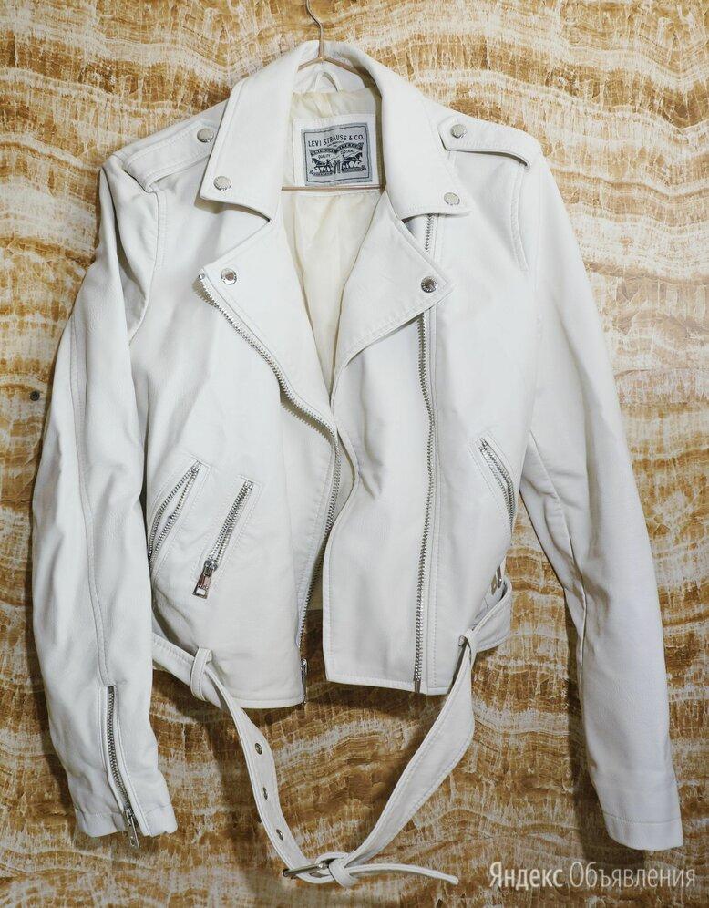 Levi's косуха кожаная женская по цене 8000₽ - Куртки, фото 0