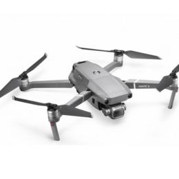 "Квадрокоптеры - Квадрокоптер Mavic 2 Pro без пульта и зарядки батареи ""Серый"", 0"