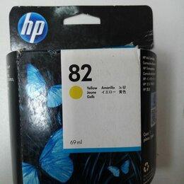 Картриджи - Картридж HP C4913A (№82) (желтый ) Оригинал Новый, 0