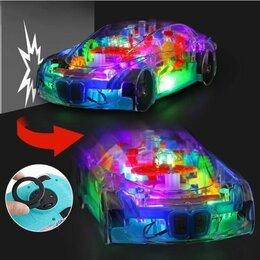 Машинки и техника - Машинка святящаяся в темноте, 0