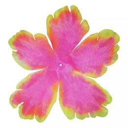 Запонки и зажимы - Заготовка для пиона 45-003 Розовая жёлт. кант 1-ый, 0