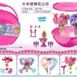 Куклы и пупсы - Кукла Candylocks в большой полусфере (B1164), 0