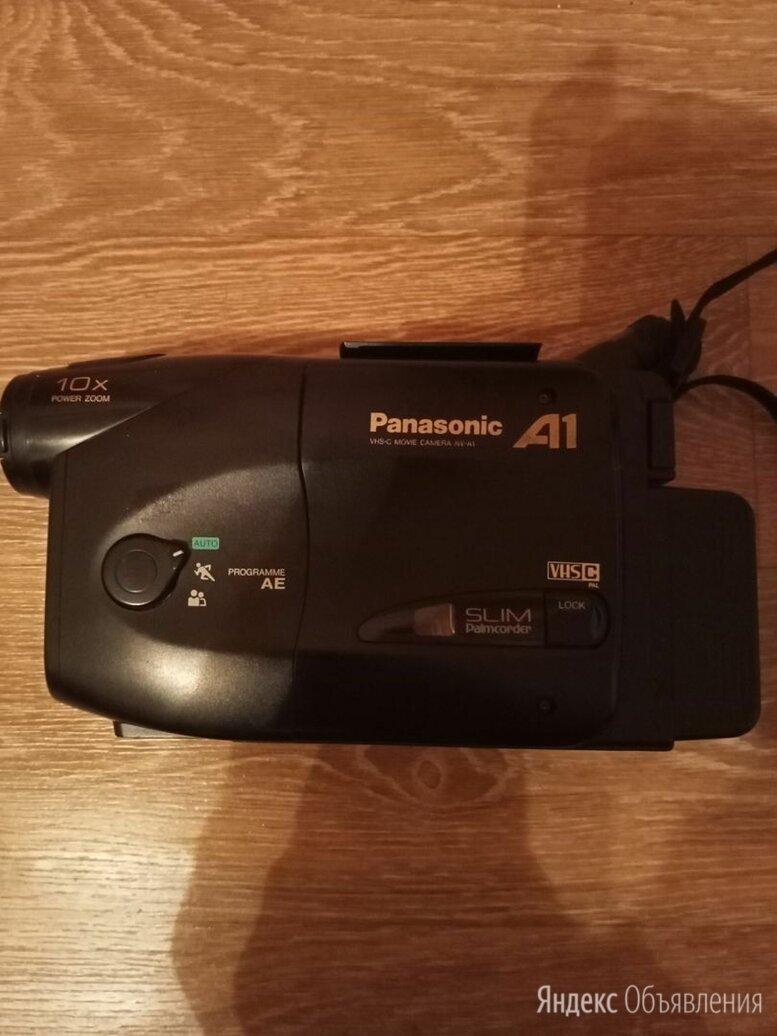 Видеокамера panasonic  NV-A1EN по цене 300₽ - Видеокамеры, фото 0