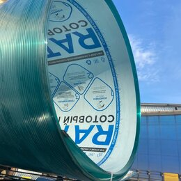 Поликарбонат - Сотовый поликарбонат 8 мм зелёный , 0