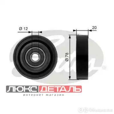 GATES T36086 Ролик натяжной навесного оборудования  по цене 2008₽ - Спецтехника и навесное оборудование, фото 0
