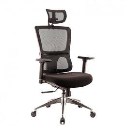 Компьютерные и письменные столы - Кресло Everprof Everest S Сетка Черный, 0