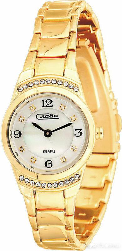 Наручные часы Слава 6193198/2025 по цене 3980₽ - Наручные часы, фото 0