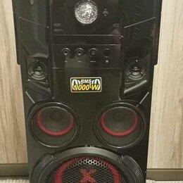 Музыкальные центры,  магнитофоны, магнитолы - Портативная Минисистема LG XBoom OM7560 в идеале, 0