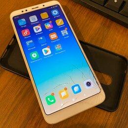 Мобильные телефоны - Xiaomi redmi 5 plus 64gb , 0