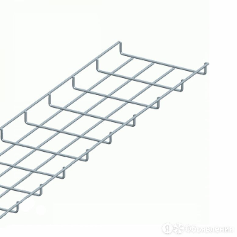 Проволочный оцинкованный лоток LANMASTER LAN-MT50x50-3.8EZ по цене 1023₽ - Металлопрокат, фото 0