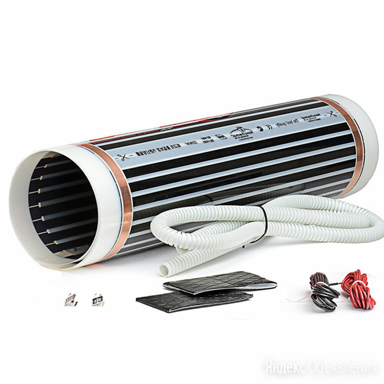 Теплый пол Инфракрасный 9.0 кв.м по цене 4320₽ - Электрический теплый пол и терморегуляторы, фото 0