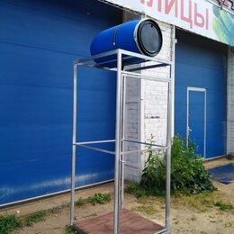 Строительство - Душевая кабинка для дачи, 0