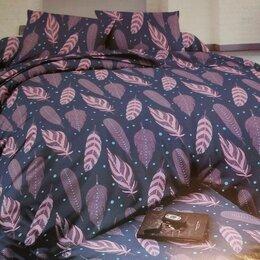 Постельное белье - 2 спальный комплект постельного белья (новый), 0