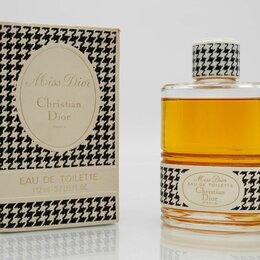 Парфюмерия - Miss Dior (Christian Dior) EDT 112 мл ВИНТАЖ, 0