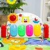 Развивающий коврик музыкальный 'РазвивайКа', с пианино и проектором, 94х62х0,... по цене 3919₽ - Развивающие игрушки, фото 1