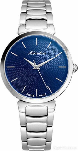 Наручные часы Adriatica A3706.5115Q по цене 15900₽ - Наручные часы, фото 0