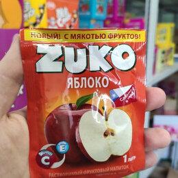 Ингредиенты для приготовления напитков - Растворимый напиток Zuko со вкусом яблока (Чили) 25 гр., 0
